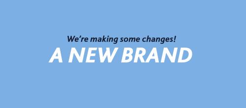 We have rebranded !