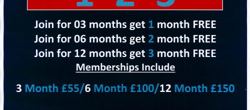January Offer. Don't Miss out